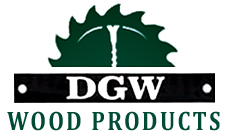 DGW Wood Products Logo